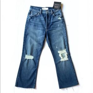 """Mother The Tripper """"Your Treat Or Mine"""" Jeans 26"""